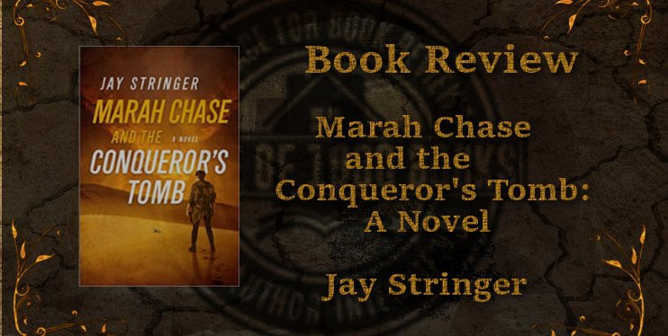 Marah Chase Shows You How To Conquer a Tomb the Correct Way!